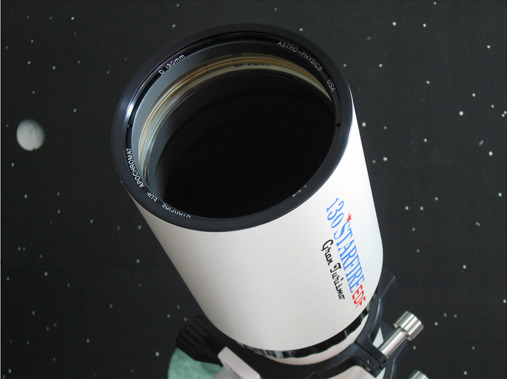 Astro-Physics 130mm EDF Apo Objective Lens (204,340 bytes)