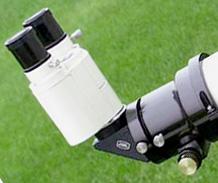 Astro-Physics 90mm Telescope with Binocular Viewer