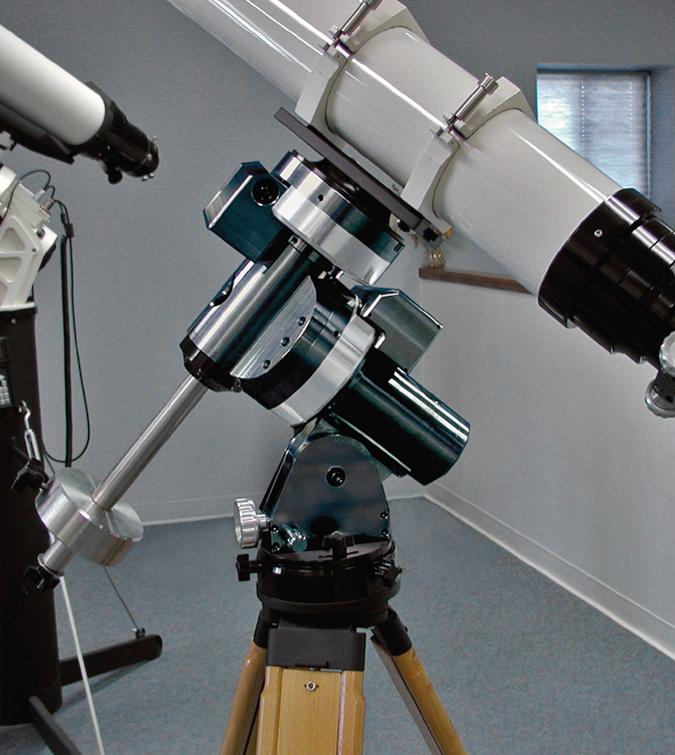 amateur telescope mount