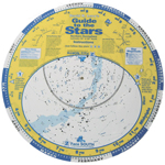 David H. Levy Guide to the Stars Planisphere (32,473 bytes)