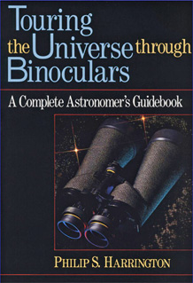 cover of Touring the Universe Through Binoculars (24,583 bytes)
