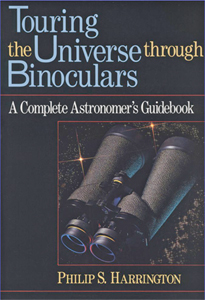 cover of Touring the Universe Through Binoculars (62,617 bytes)