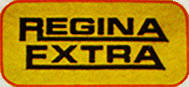 Regina Extra logo early 1980s