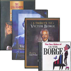 Victor Borge compliation sold by PBS