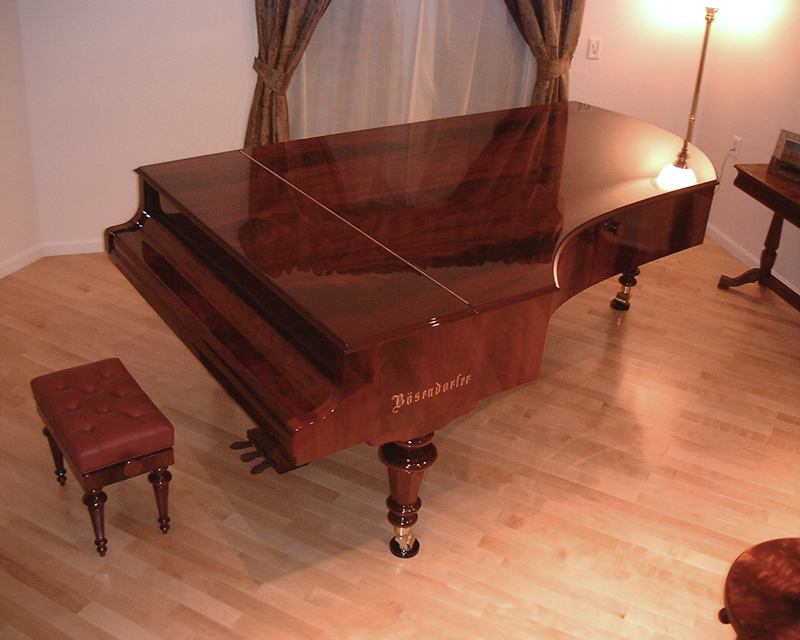 Bosendorfer closed from Front Left