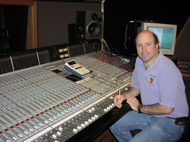 Chris Murphy of RHL Audio
