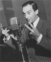 Victor Borge on the NBC Radio network
