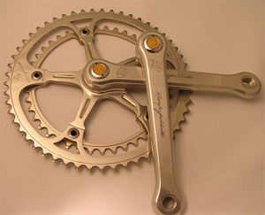 Campagnolo 50th Anniversary Group Crankset