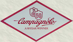 Campy 50th logo