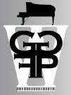 Gerhard Feldmann Grand Piano Works Logo