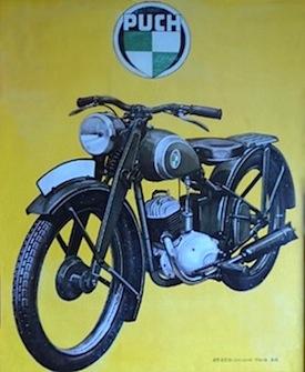 My Austro-Daimler