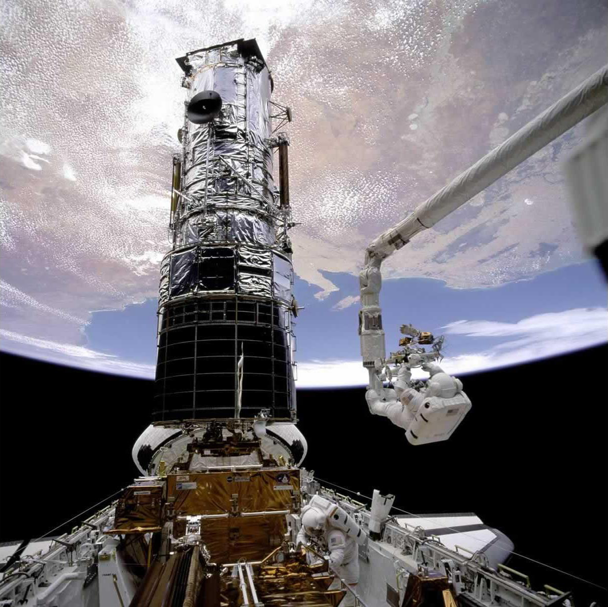 NASA Hubble Space Telescope (625,039 bytes)