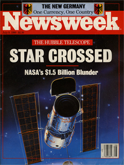 NASA Hubble Space Telescope illustration (52,212 bytes)