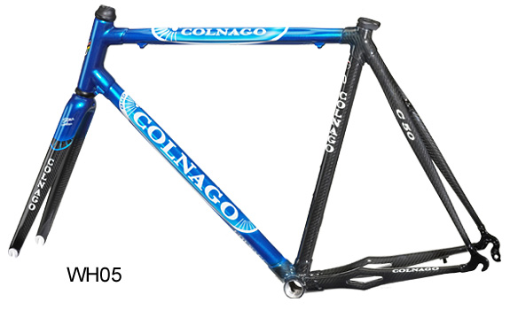 Colnago C-50 Frame in Blue