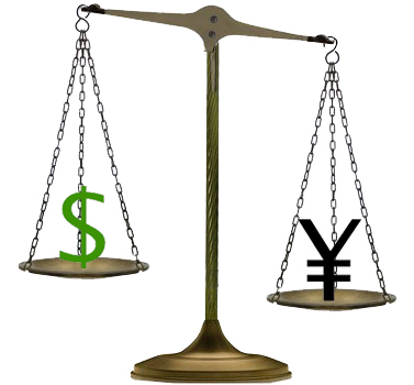 Yen carries more weight