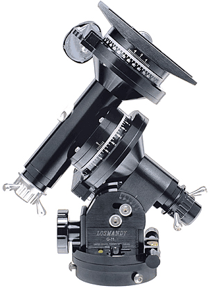 Company Seven Losmandy Gm 8 And G 11 Mounts Description Page