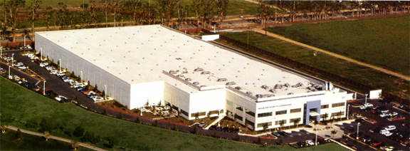 Meade factory in Irvine