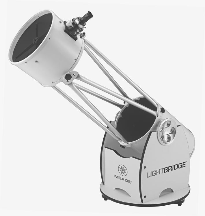 Company Seven | Meade 12 Inch f/5 Lightbridge™ Telescope