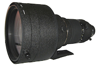 Nikkor 300mm F/2 ED IF lens at Company Seven (41,849 bytes)
