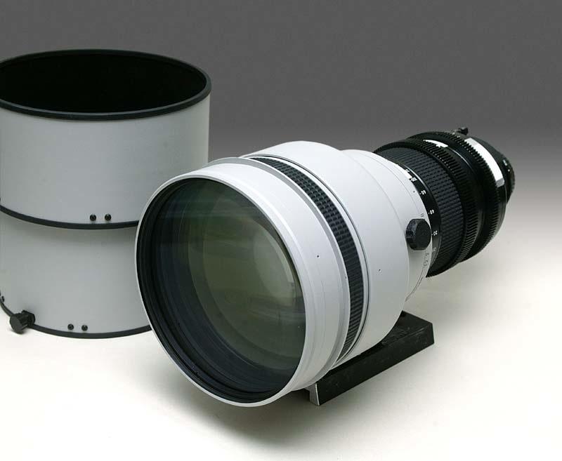 Company Seven | Nikon 300mm f/2 0 ED IF & Tochigi Nikon T2 2