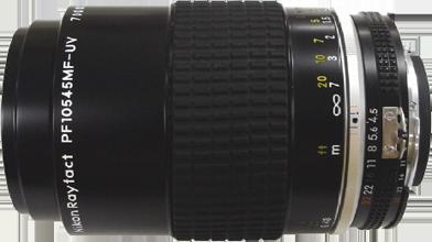 Company Seven | Nikon UV-Nikkor 105 / Rayfact PF10545MF-UV