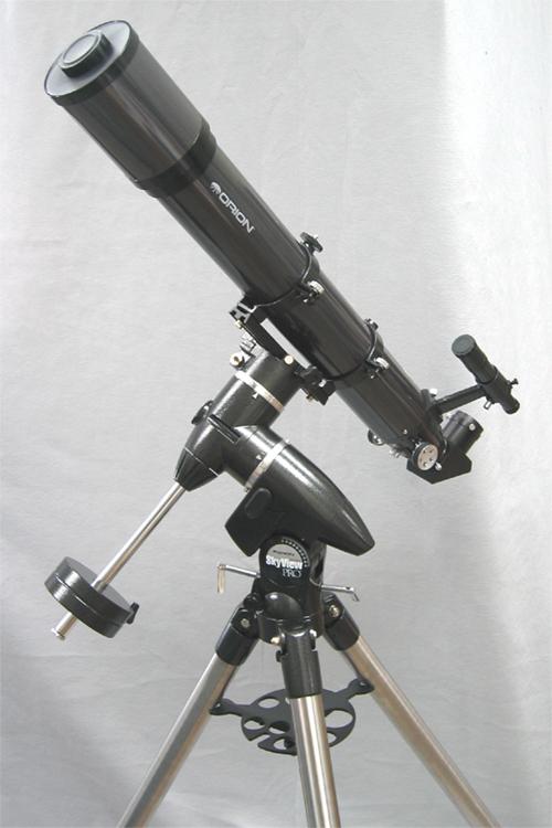 Company Seven | Orion 100mm ED SkyView Pro Apo Refractor