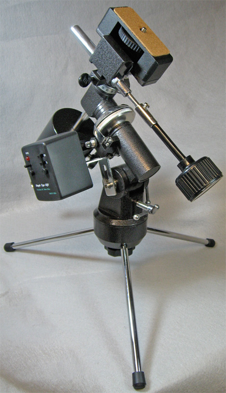Orion Mini-EQ tabletop German equatorial mount (130,877 bytes)