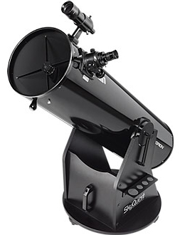 Orion SkyQuest™ XT10 Dobsonian Reflector with standard 8x50 Finder and 2