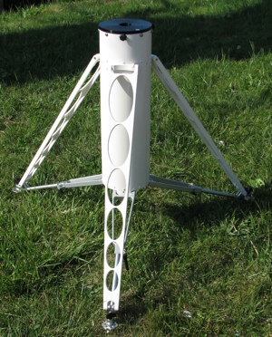 Particle Wave Tech. Monolith Tripod Pier