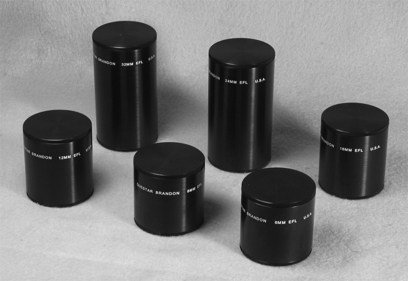 Questar Brandon Eyepieces (101,346 bytes).