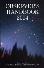 cover of Observers Handbook