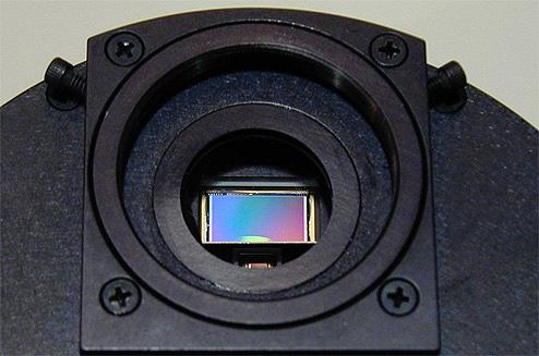 Company Seven Model St 10e Ccd Imaging Camera