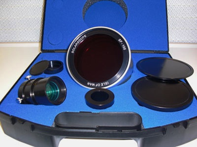 Company Seven | Solarscope SF and DSF Series Hydrogen-Alpha