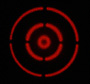 Telrad Sight Reticle Pattern - on