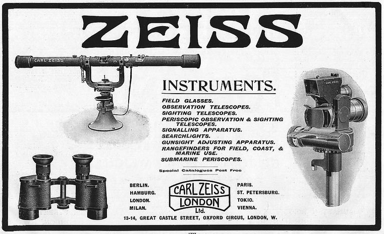Surgical instrument patent 1902 doctor office decor Forooshino Company Seven Company Seven Carl Zeiss Companies History